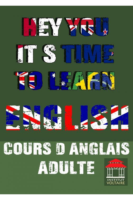 Langue étrangère - Anglais...