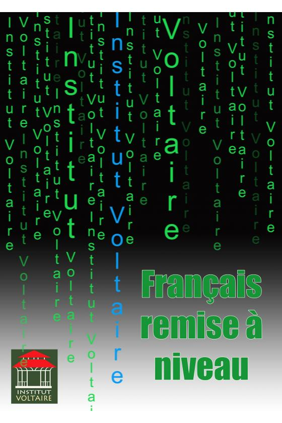 French refresher - All -...